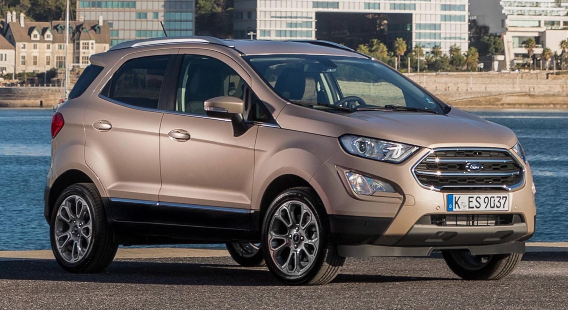 Ford Ecosport 2019 perché comprare e per