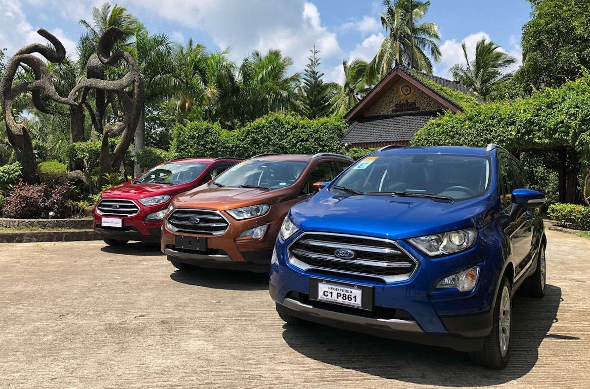 Ford Ecosport 2019 prezzi modelli, motor