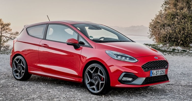 Ford Fiesta, Ford Ka+, Ford EcoSport nuo