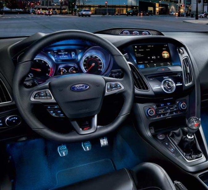 Ford Focus 2019 Nuova Guida Da Sola Praticamente La
