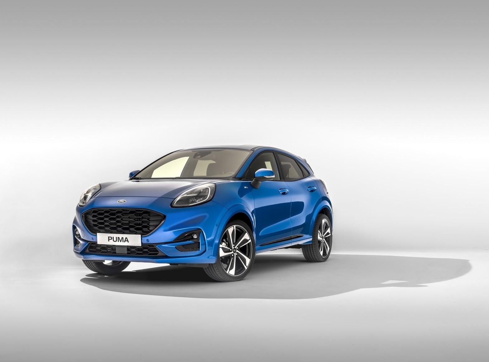Ford Puma 2019 prezzi listino, modelli,