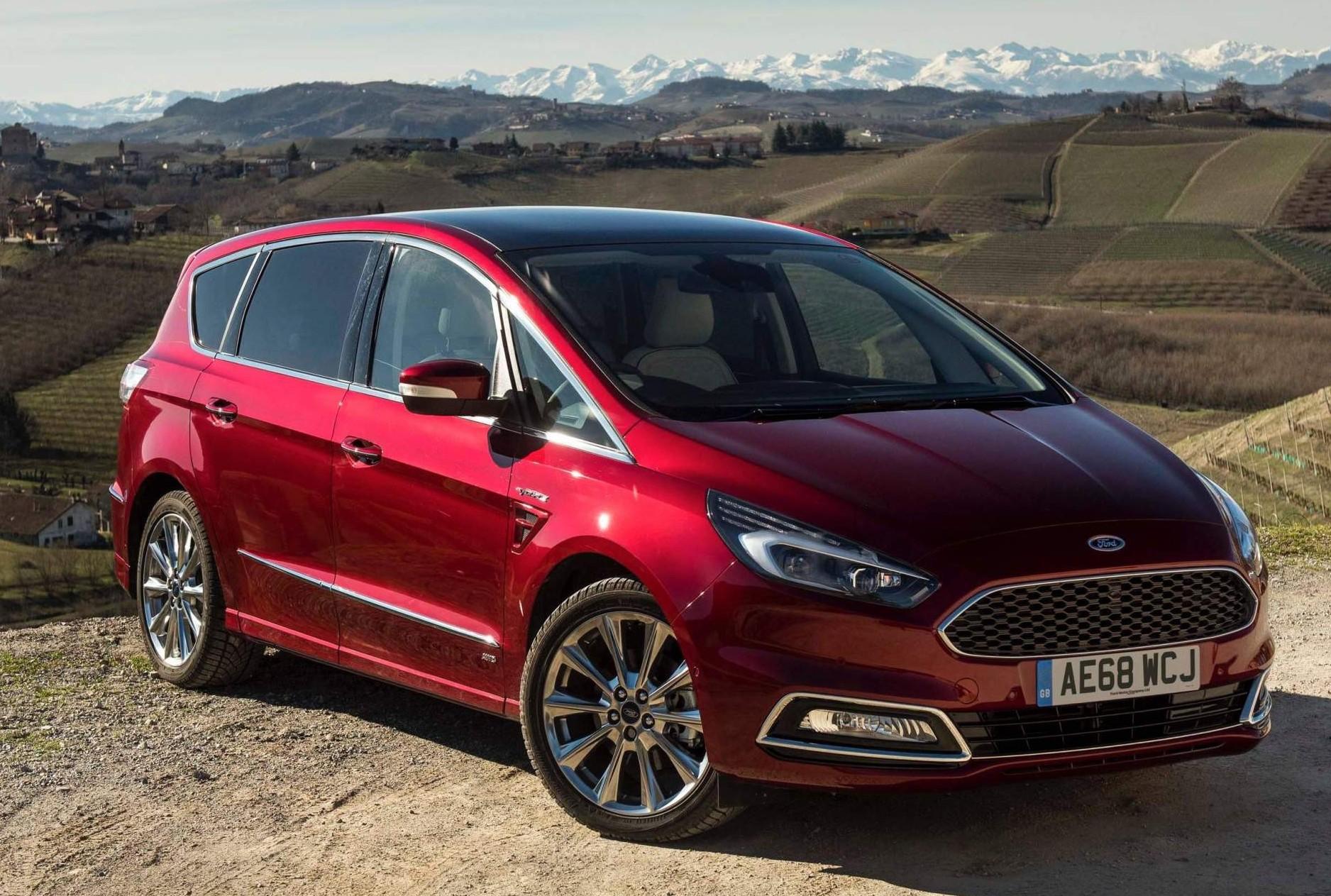 Ford S-Max 2019 commenti ed opinioni sul