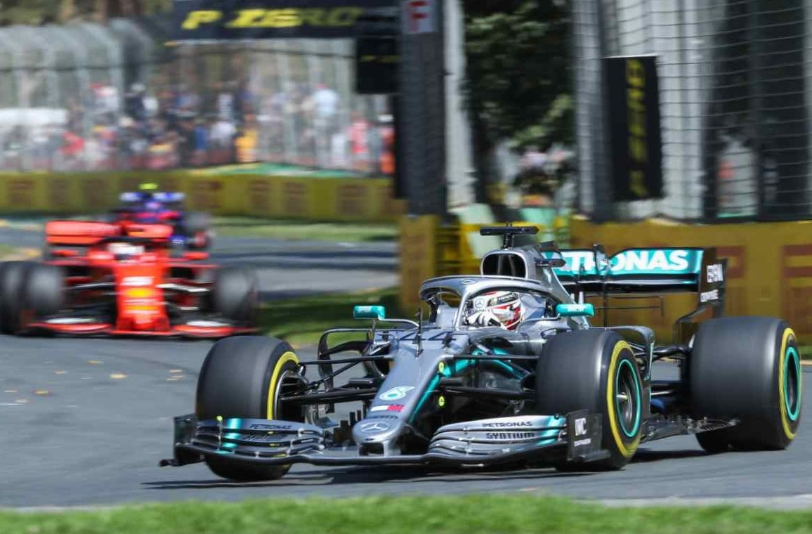 Formula 1 Australia streaming su link, s