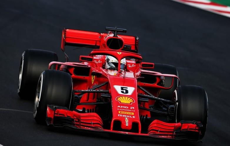 Formula 1 Bahrain gara streaming live gr