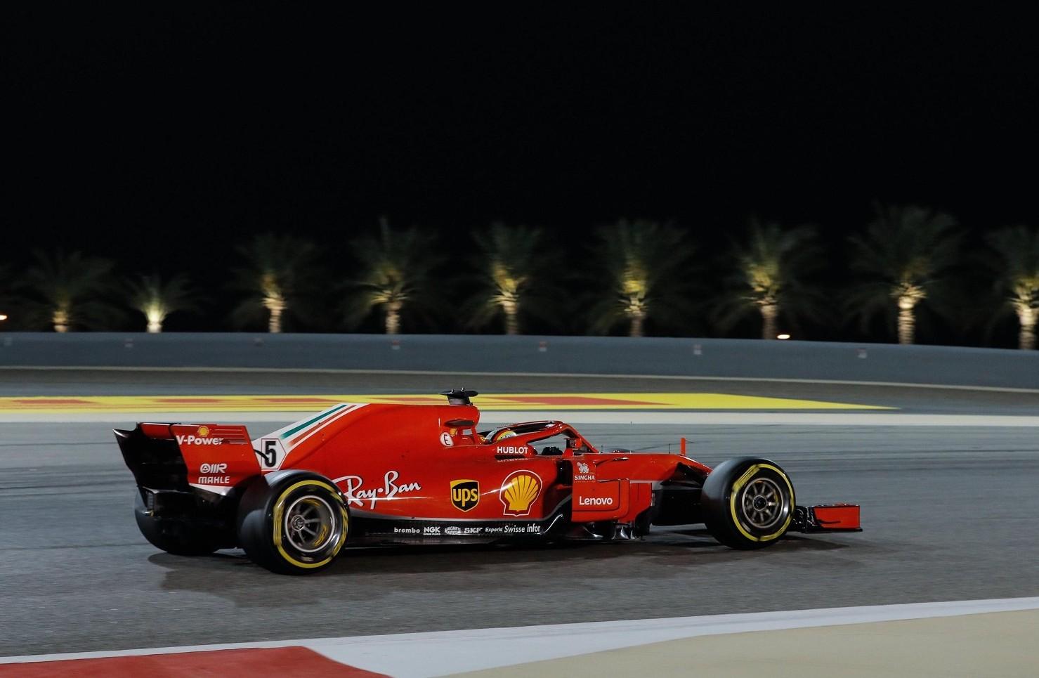 Formula 1 Bahrain streaming live gratis