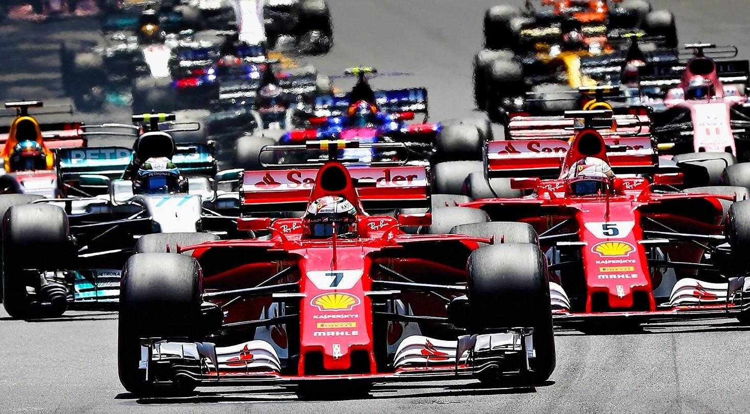 Formula 1 Belgio ora al via streaming li