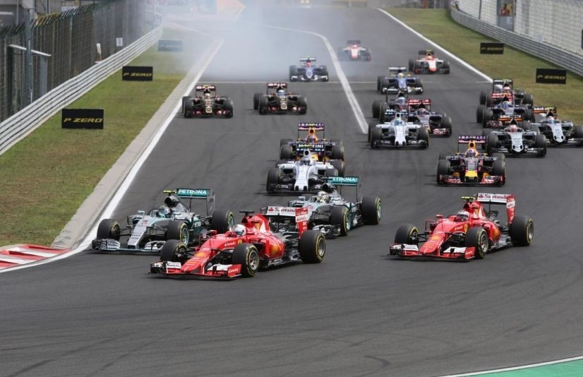 Formula 1 Belgio streaming su link, Roja