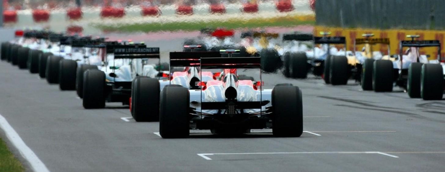 Formula 1 Canada streaming live gratis d