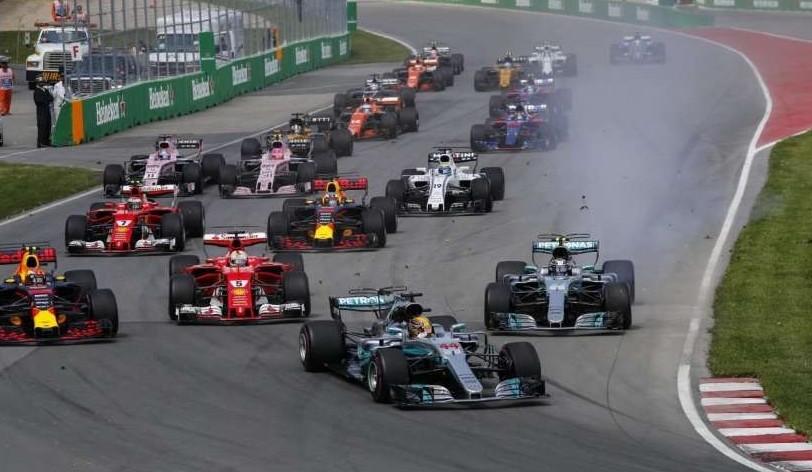 Formula 1 Canada streaming su link, Roja