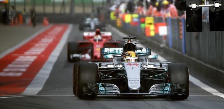 Formula 1 Cina streaming gratis live per
