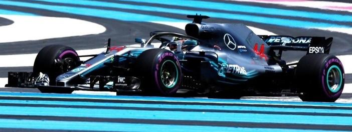 Formula 1 Francia streaming per vedere g
