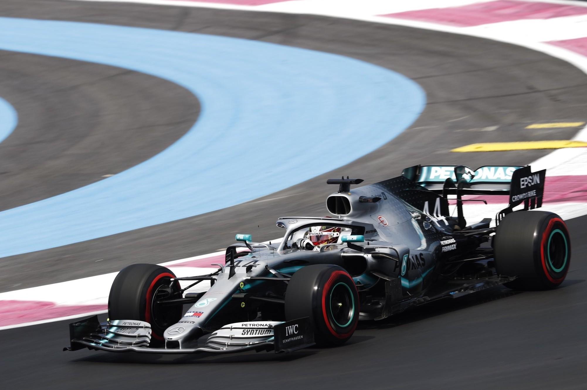 Formula 1 Francia streaming gara gratis:
