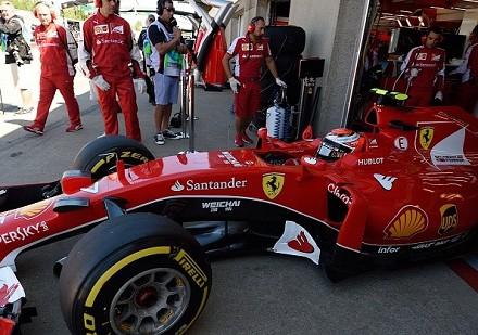 Formula 1 gara, prove e qualifiche uffic