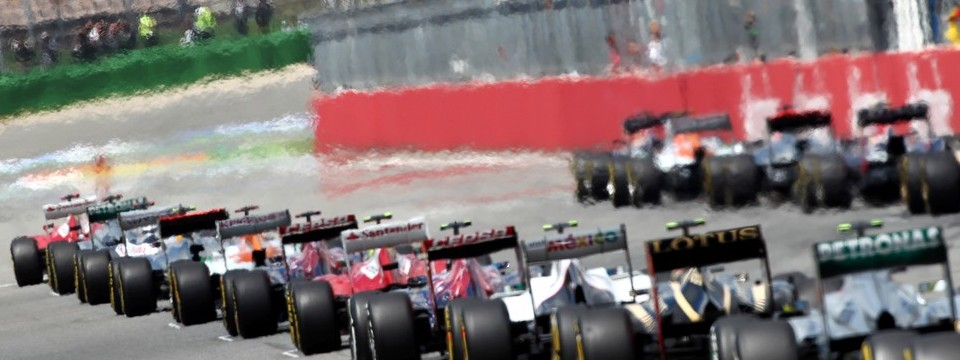 Formula 1 Germania streaming su link, Ro