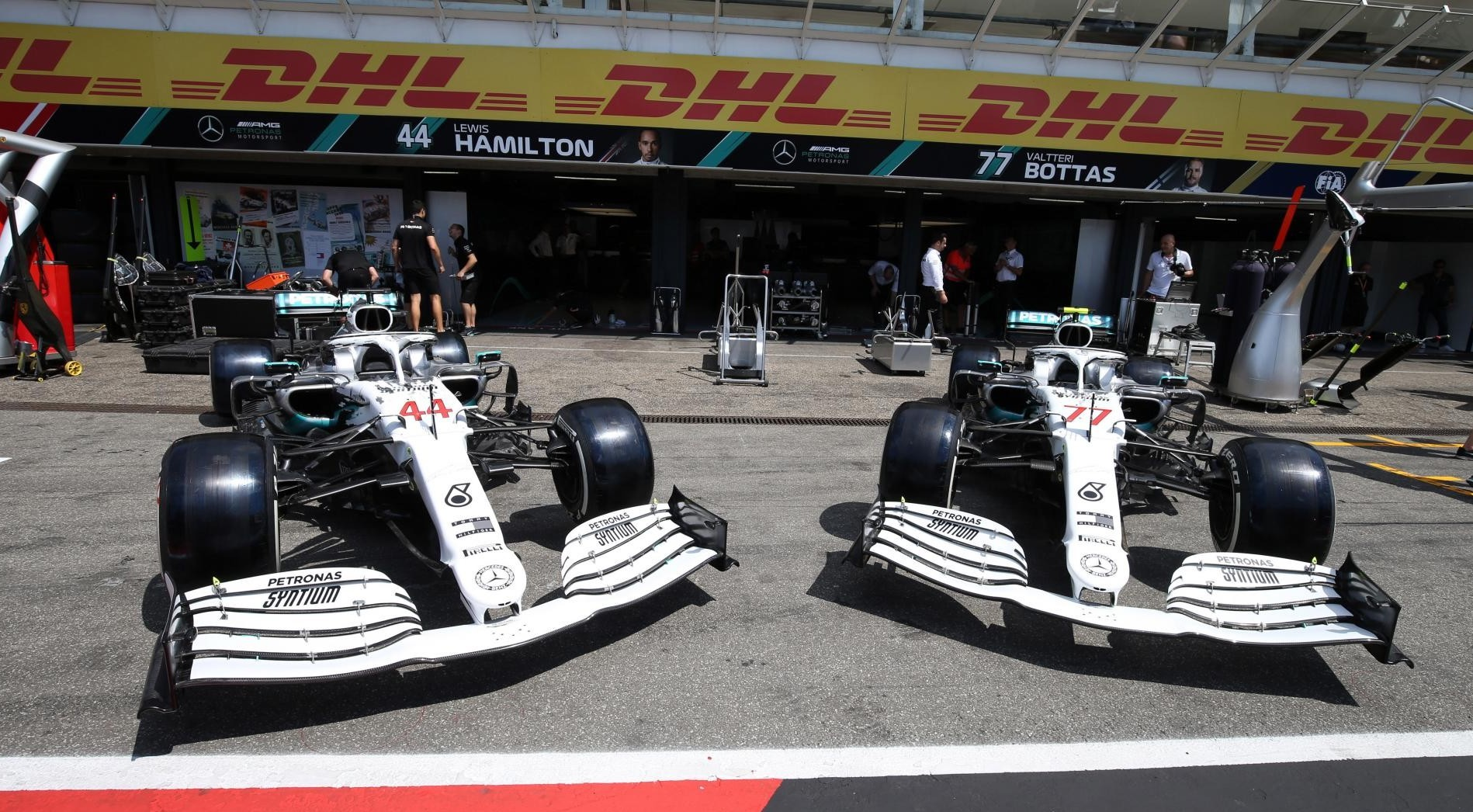 Formula 1 Germania streaming su link, si