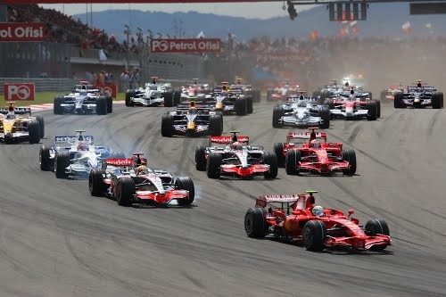 Formula 1 gara streaming live gratis dir