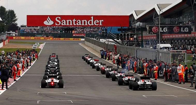 Formula 1 Gran Bretagna streaming live g
