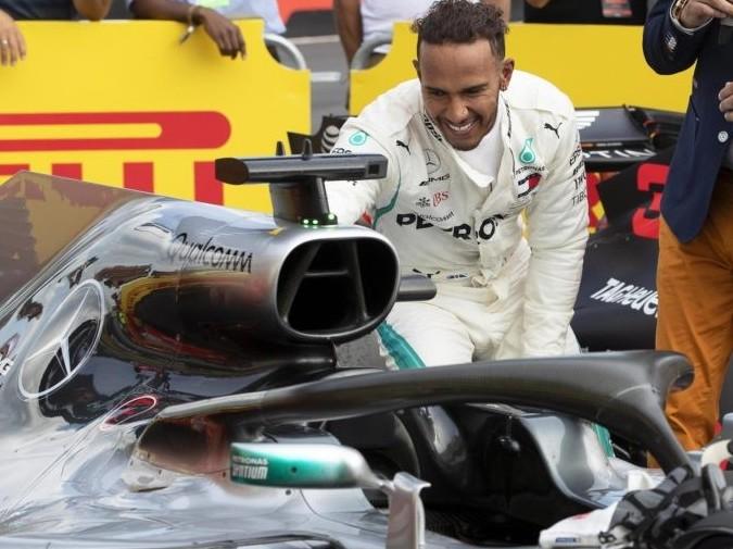 Formula 1 Gran Bretagna streaming su lin