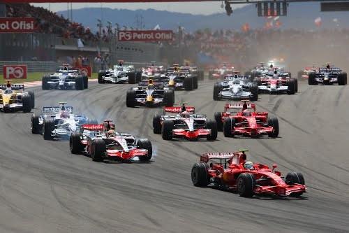 Formula 1 Inghilterra streaming. Tutto q
