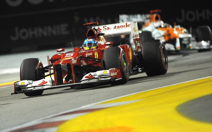 Formula 1 Inghilterra streaming live gra