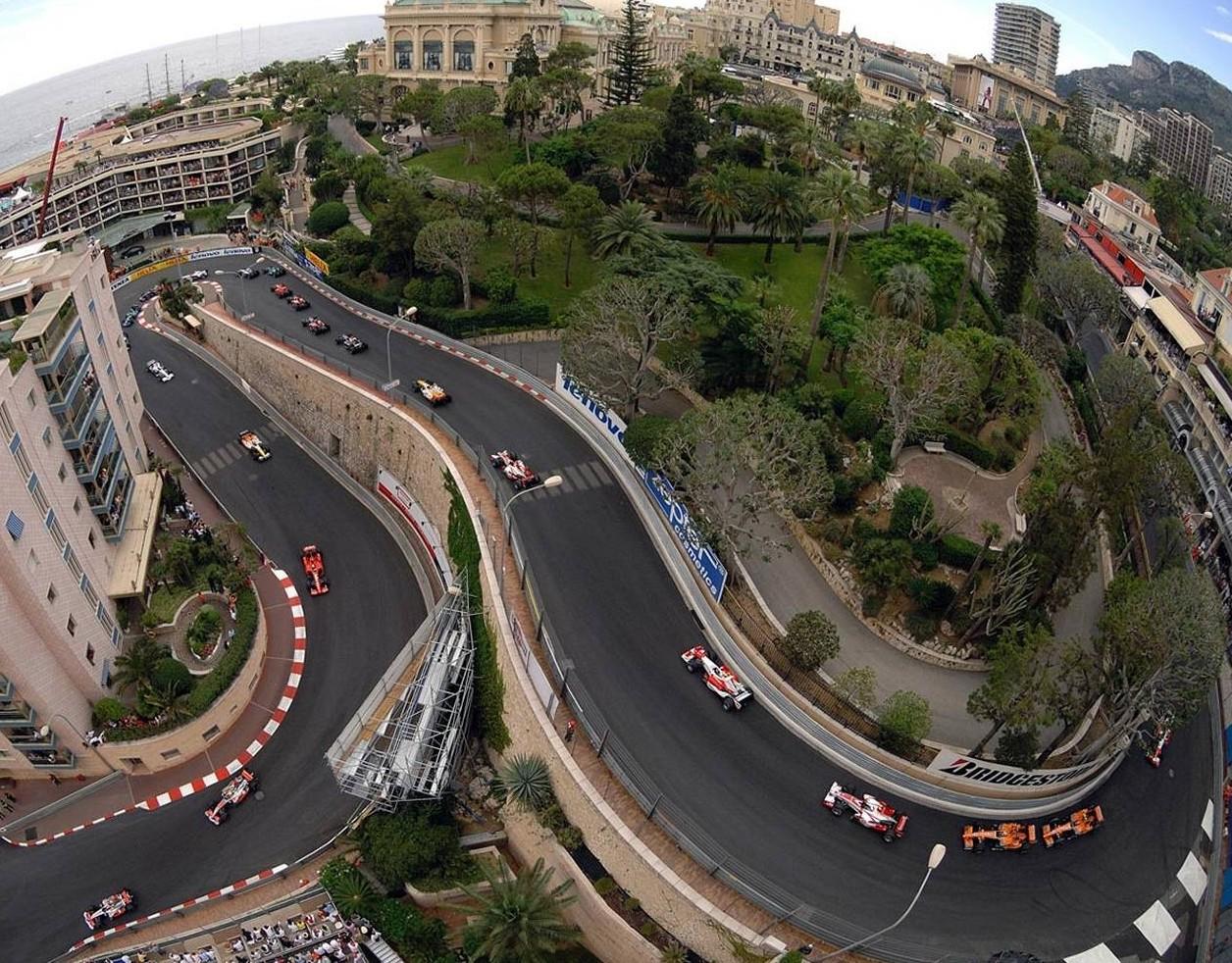Formula 1 Monaco streaming live gratis d
