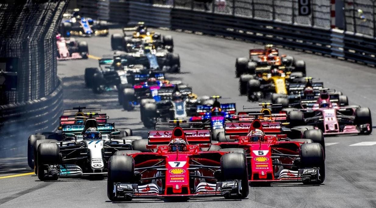 Formula 1 Monaco streaming per vedere ga