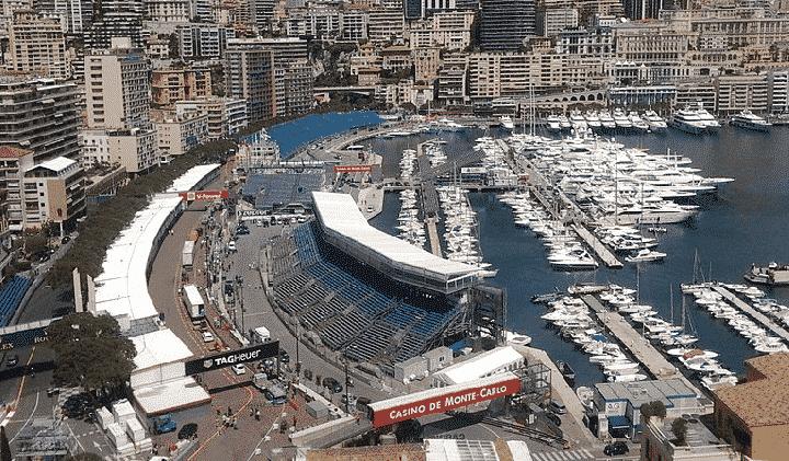 Formula 1 Monaco streaming su link, Roja