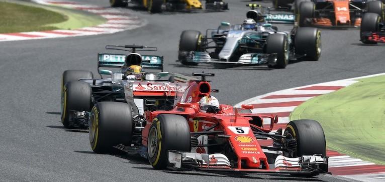 Formula 1 Spagna streaming live gratis d