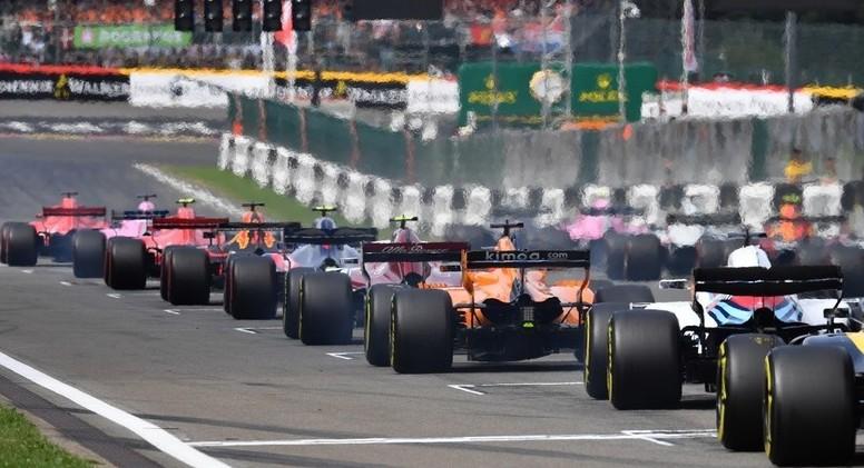 Formula 1 streaming gratis live per vede