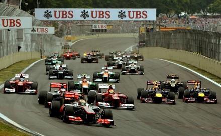 Formula 1 streaming gara e qualifiche Gr