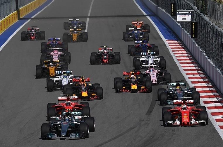Formula 1 streaming Spagna e partite str