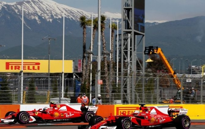 Formula 1 streaming gara Spagna da veder