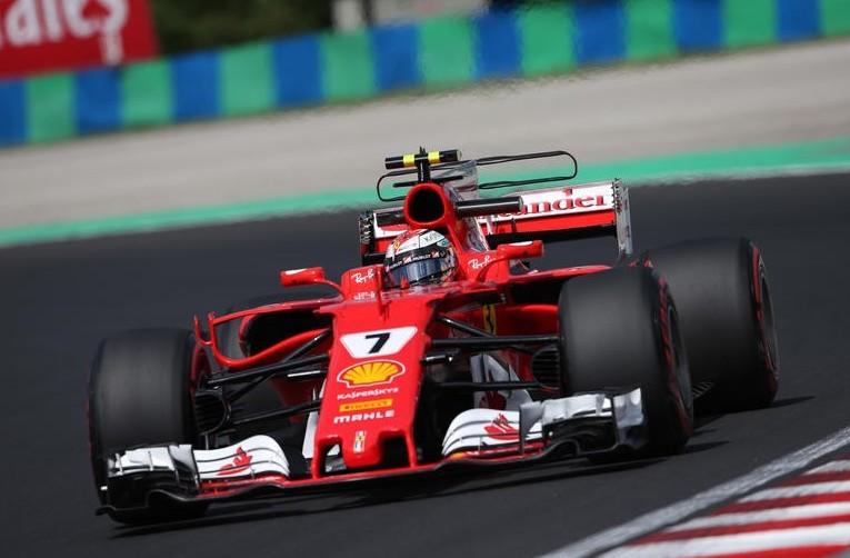 Formula 1 Ungheria gara streaming live g