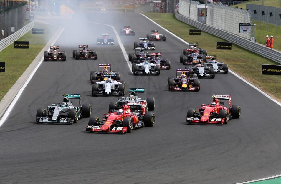 Formula 1 Ungheria streaming per vedere