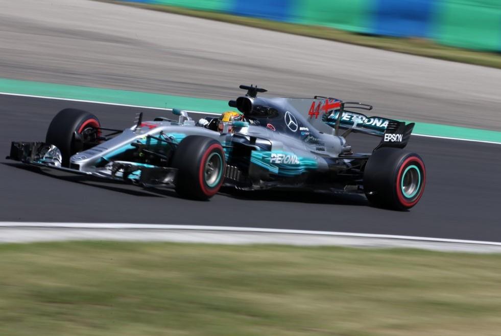 Formula 1 Ungheria streaming senza abbon