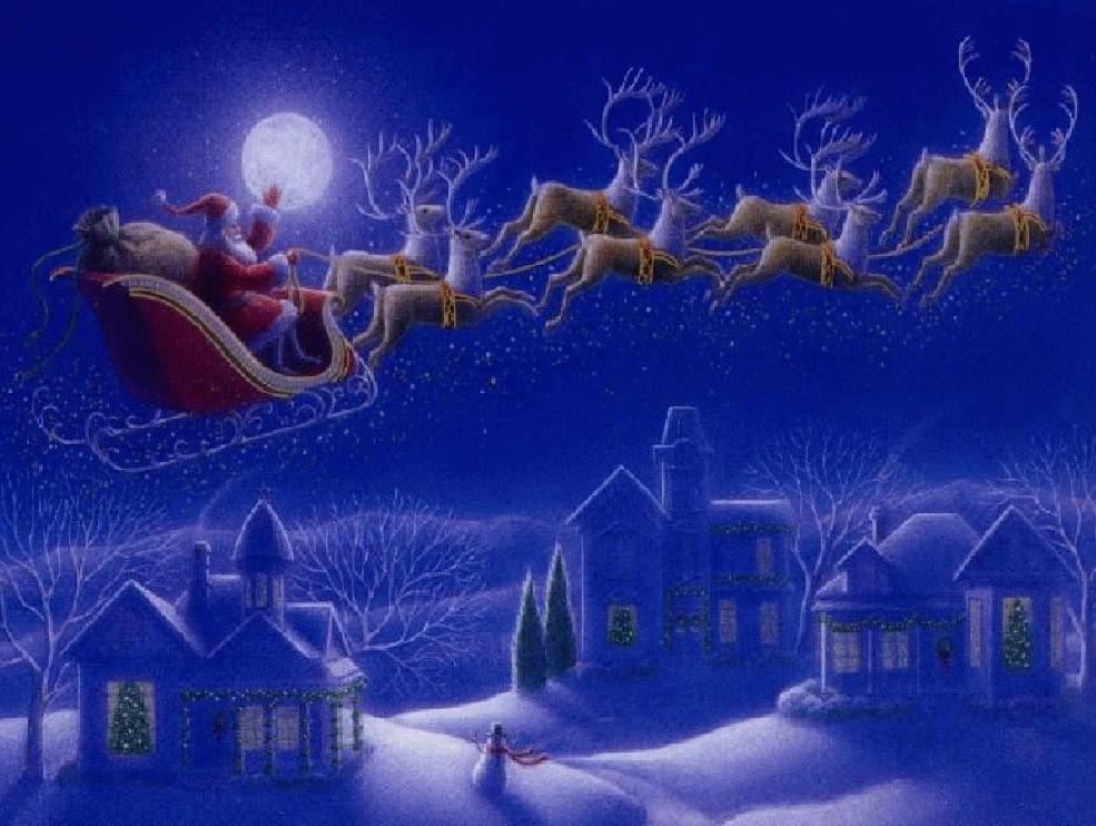Auguri di Buon Natale 2016: frasi e cart