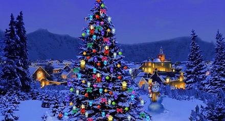 Foto Di Natale Animate Gratis.Frasi Foto Immagini Video Auguri Di Natale Da Inviare E