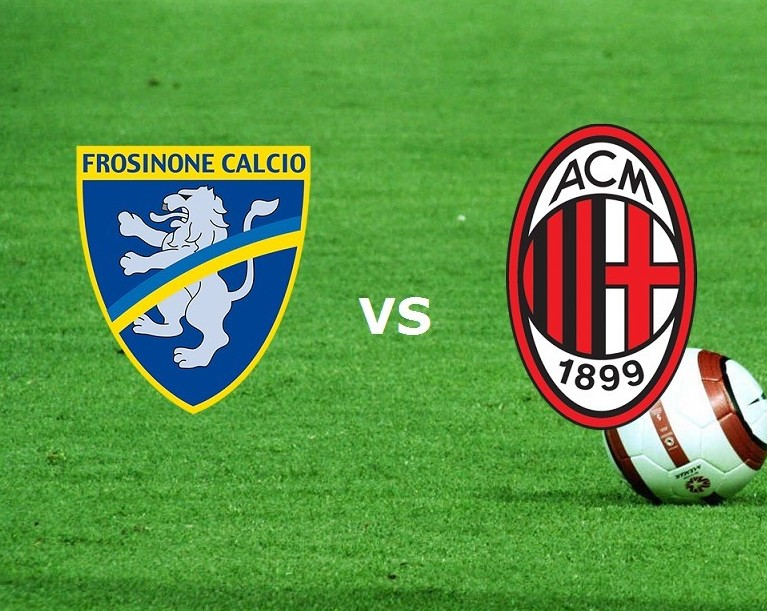 Frosinone Milan streaming gratis live no