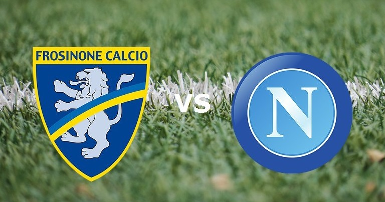 Frosinone Napoli streaming in diretta