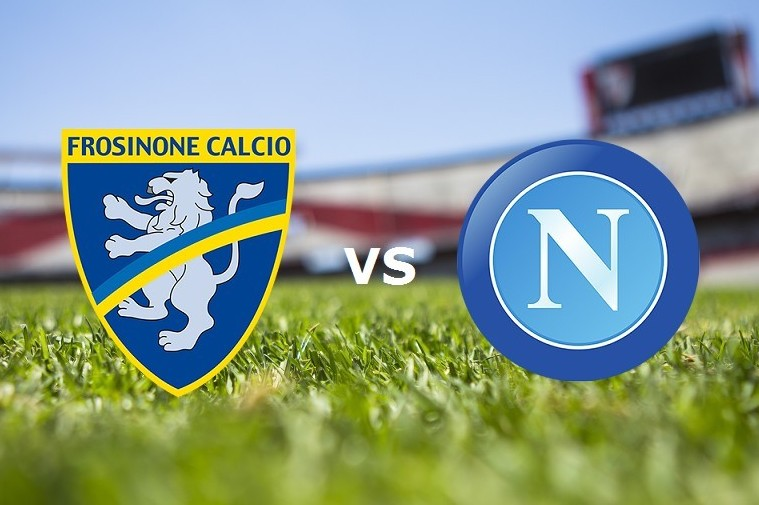 Frosinone Napoli streaming gratis live p