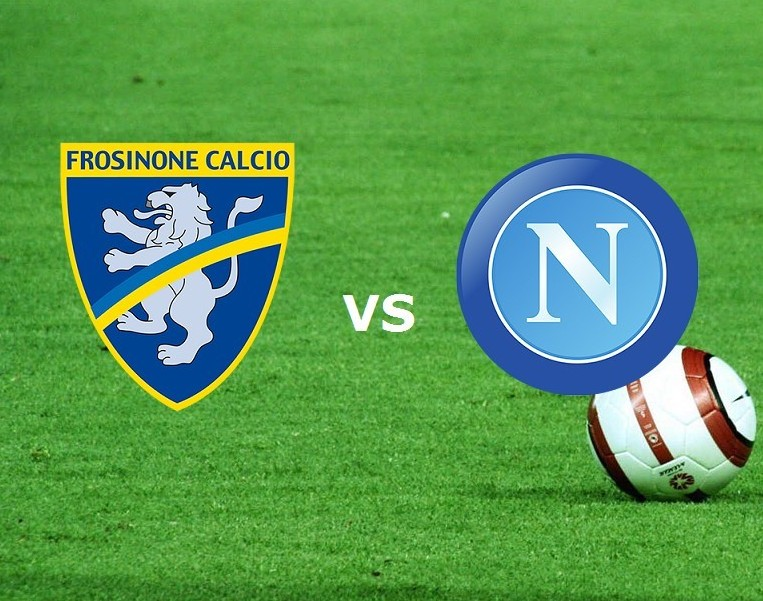 Frosinone Napoli streaming gratis su lin