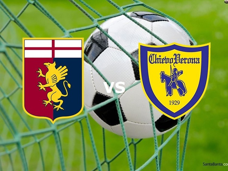 Genoa Chievo streaming live gratis. Vede