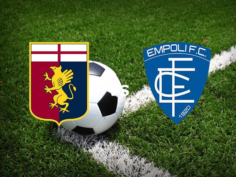 Genoa Empoli streaming gratis live link,