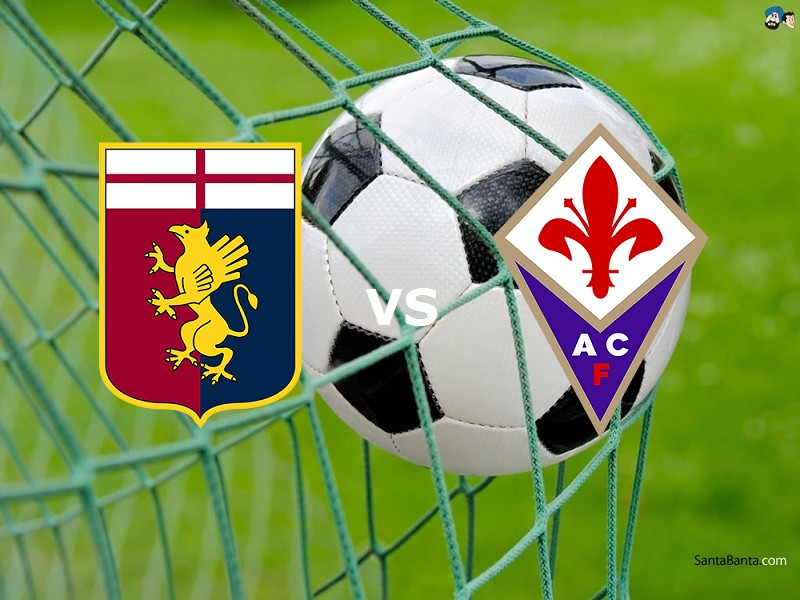 Genoa Fiorentina streaming live gratis.