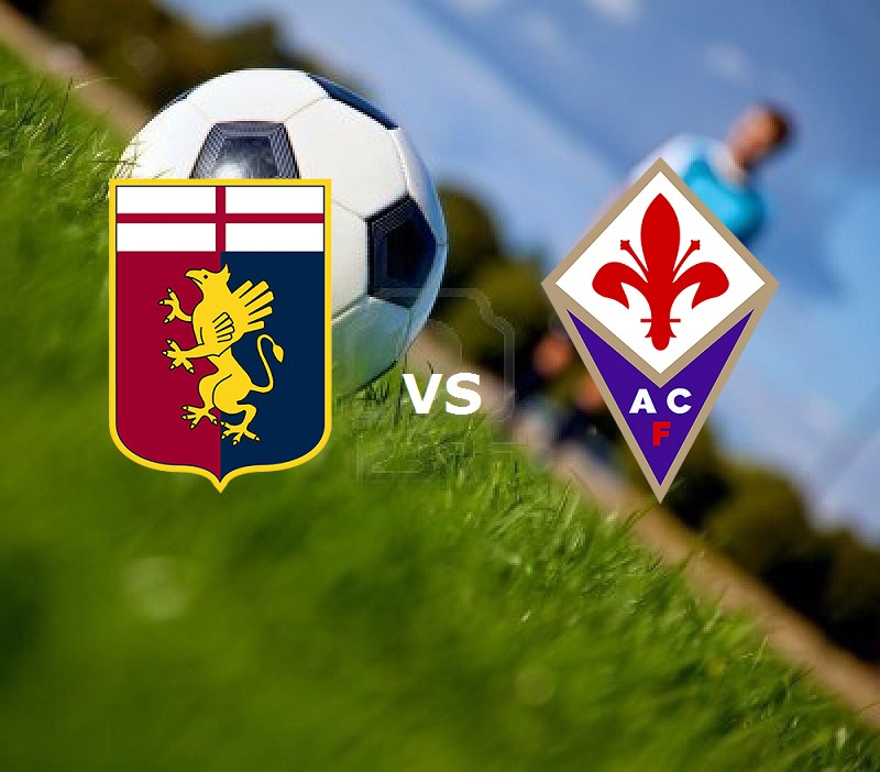 Genoa Fiorentina streaming gratis live l