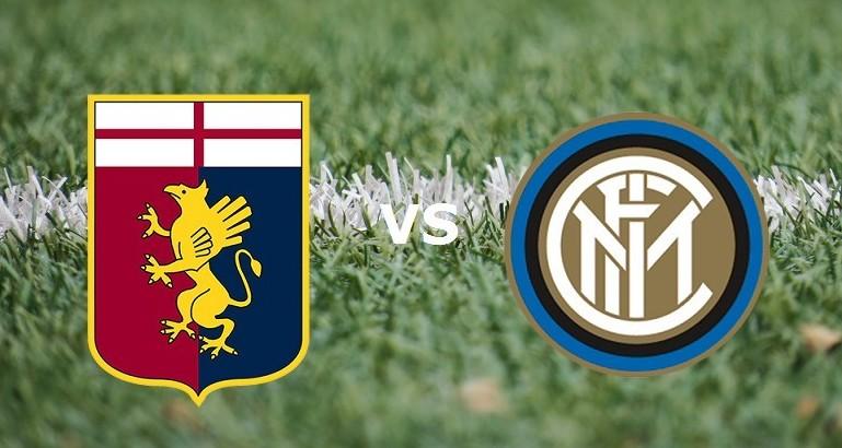 Genoa Inter streaming live gratis dirett