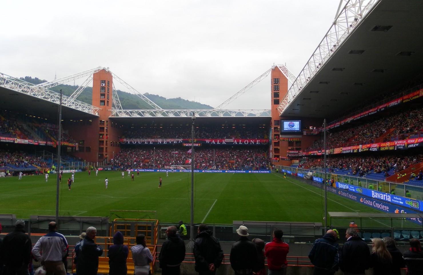Genoa Inter streaming live gratis. Dove