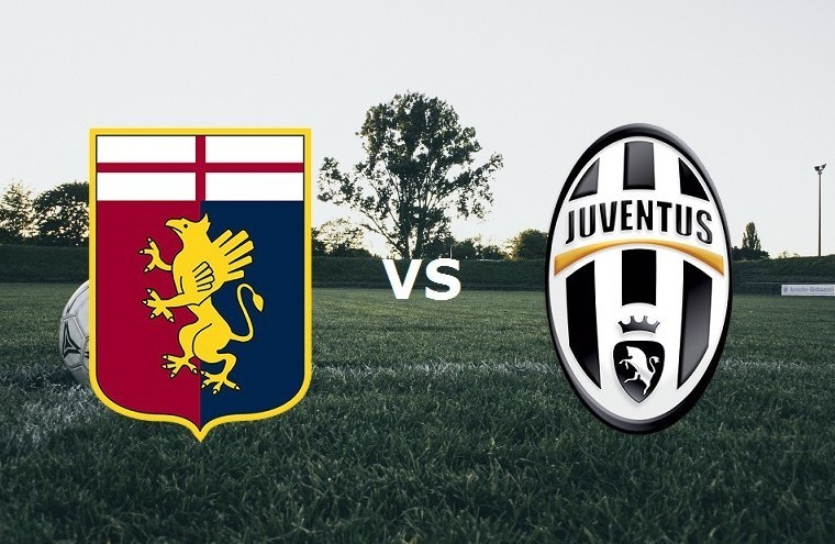 Genoa Juventus streaming al via ora live