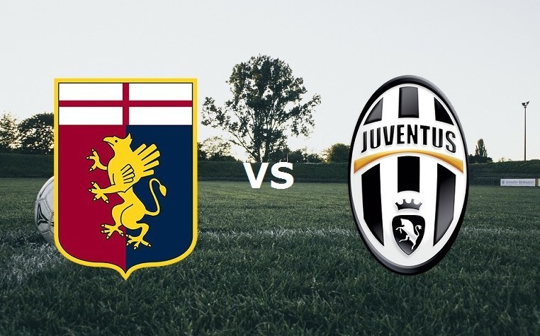 Genoa Juventus streaming su Rojadirecta,