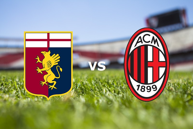 Genoa Milan streaming gratis. Dove veder